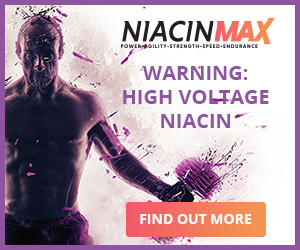 niacin max coupon & review